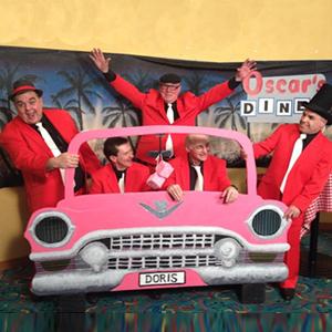 The Rockin Eddie Band