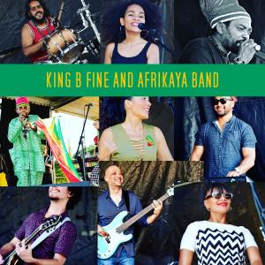King-B-Fine-and-Afrikaya-Band