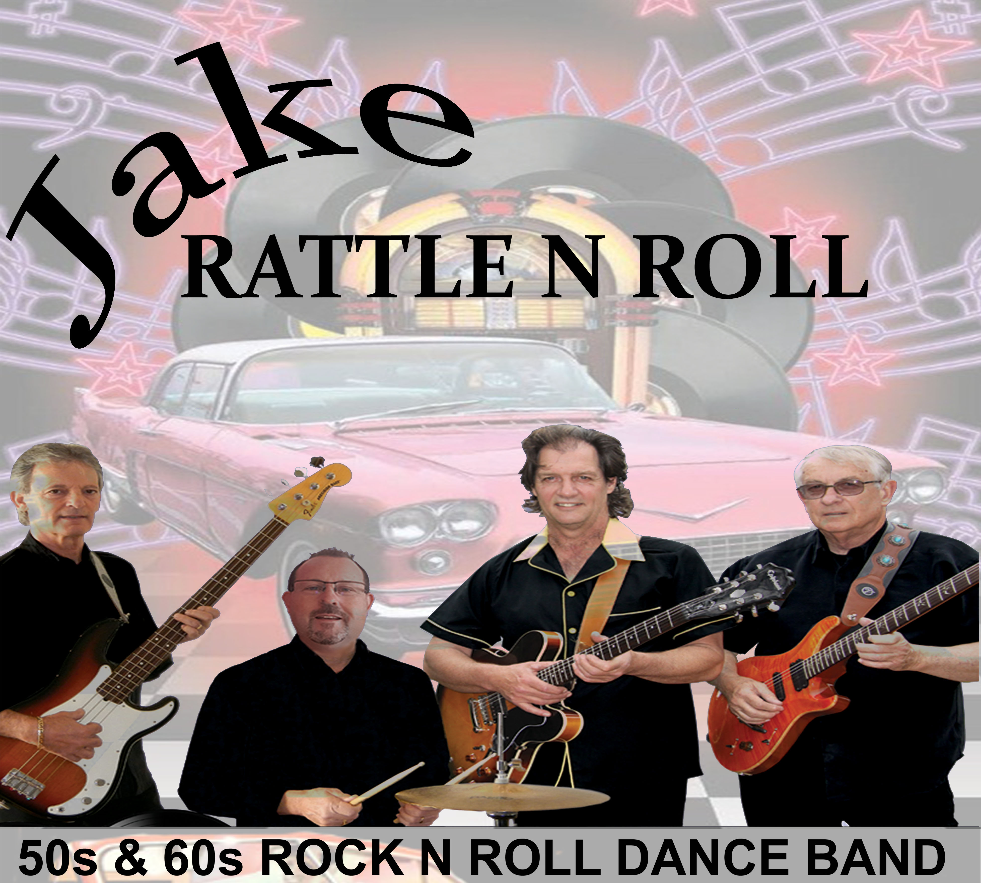 Jake Rattle 'n Roll » Fairplay Entertainment Music Booking Agency