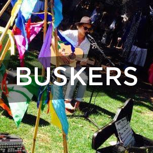 Buskers Central Coast