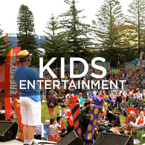 Kids Entertainers Central Coast
