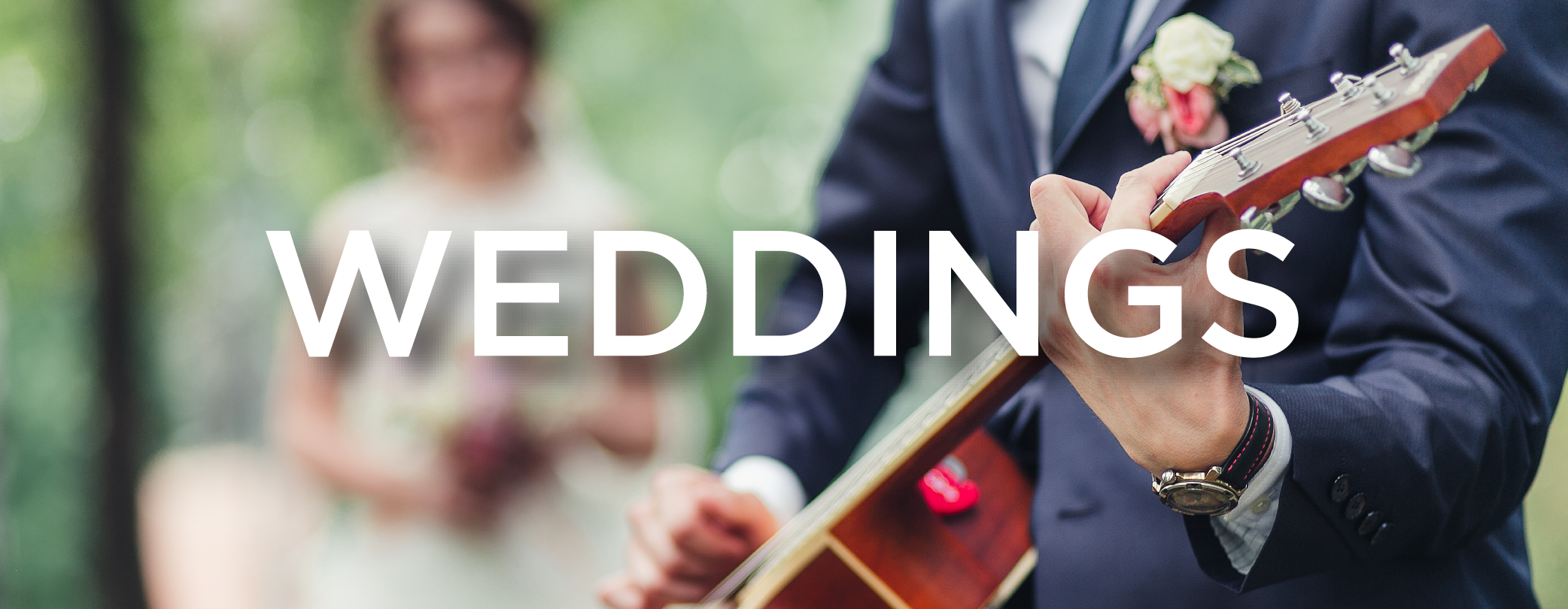Central Coast Wedding Music